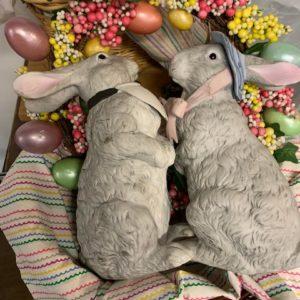 Easter Décor Basket