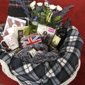 Scottish Highlands Basket